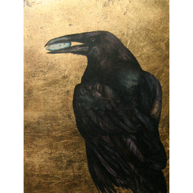 The Lost Words - Raven Premium Edition Artist Proof
