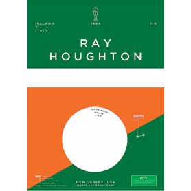 Republic of Ireland - Ray Houghton vs Italy 1994