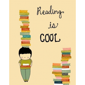 Reading Is Cool Boy