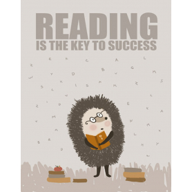 Reading Is The Key To Success