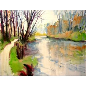 Original Belfast - River Lagan II