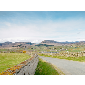 Mournes - Road to the Mournes