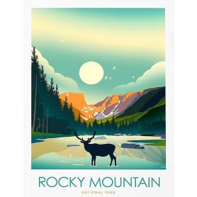National Park - Rocky Mountain