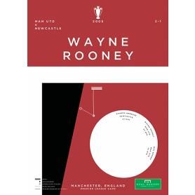 Man Utd - Wayne Rooney vs Newcastle 2005