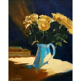 Original - Roses In Sunlight