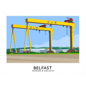 Belfast - Samson And Goliath