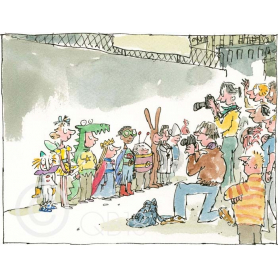 Quentin Blake - School Fancy Dress
