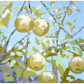 Original - September Orchard I