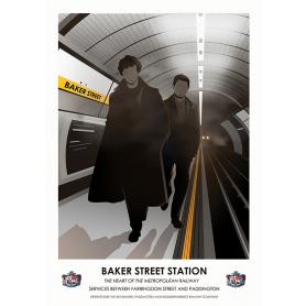 TV - Sherlock Holmes Baker Street
