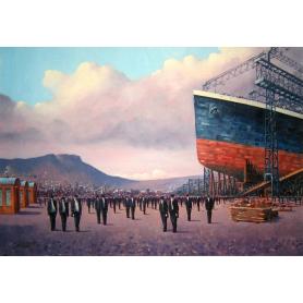 Print - Ship No 401
