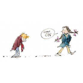 Quentin Blake Signed - Simpkin Slow Artist Proof