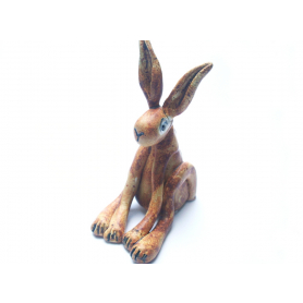 Sitting Hare (One)