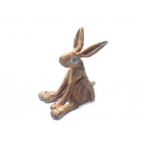 Sitting Hare (Two)
