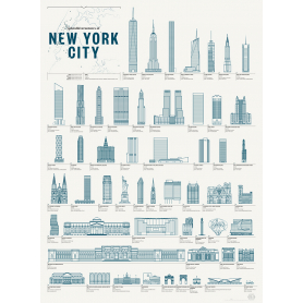 Splendid Structures of New York
