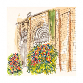 St Georges Market - In Bloom