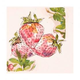 St Georges Market - Strawberries