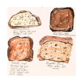 St Georges Market - Breads