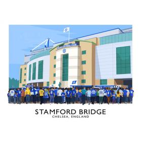 Sport - Football Stamford Bridge