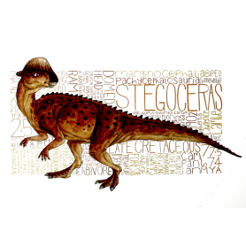 Animals - Dinosaur Stegoceras