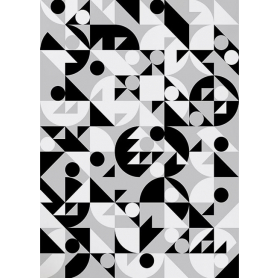 Pattern - Stronger in Monochrome