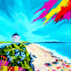 Summer By The Sea, Mussenden Temple