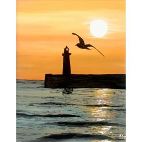 Sunrise Flight, Donaghadee
