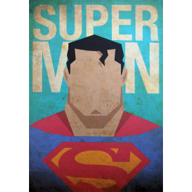 Superheroes Superman Vintage