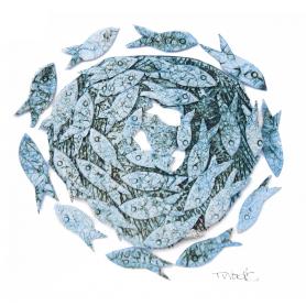 Swirl White
