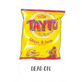 Food - Tayto Crisps