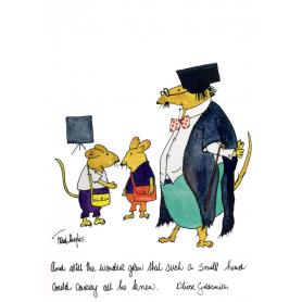 Teacher - Head (Oliver Goldsmith)