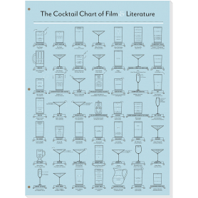 The Cocktail of Film and Literature