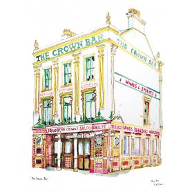 Belfast - Crown Bar