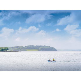 Ards Peninsula - The Fishing Boat Strangford Lough