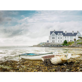 Ards Peninsula - The House by Strangford Lough
