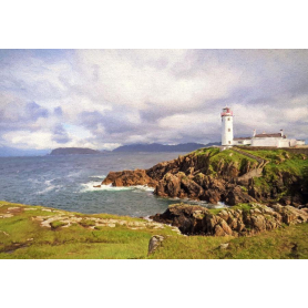 Co Donegal - The Lighthouse Fanad Head