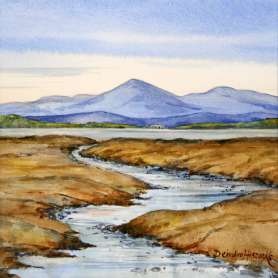The Mournes From Dundrum