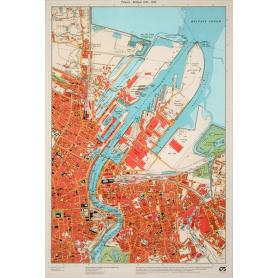 Titanic Belfast Map