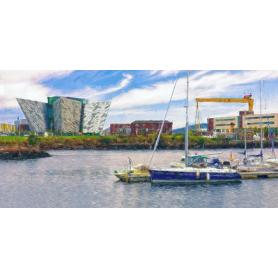 Belfast - The Titanic Quarter
