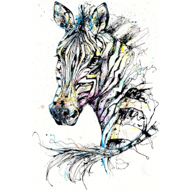 Print Collector's Edition - Animal Series - Unforgettable