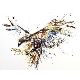 Print Ltd Edition - Animals Series - Velocity