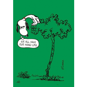 Snoopy - We All Have Our Hang Ups