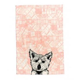 Tea Towel Westie