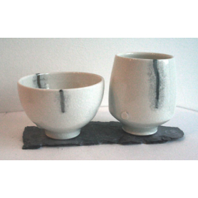 Tea Bowls Summer and Winter