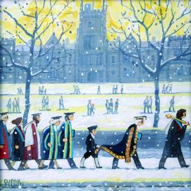 Original - Winter Graduation At Queens