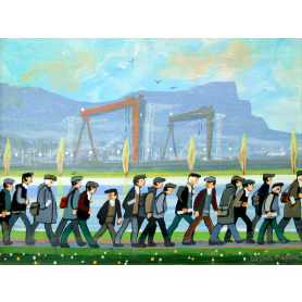 Original - Yardmen Crossing Victoria Park