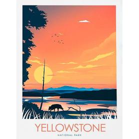 National Park - Yellowstone