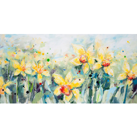 Print Ltd Edition - Floral Series - You Are My Sunshine