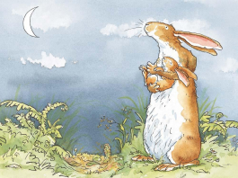 I Love You Right Up To The Moon Prints Anita Jeram Aj9302