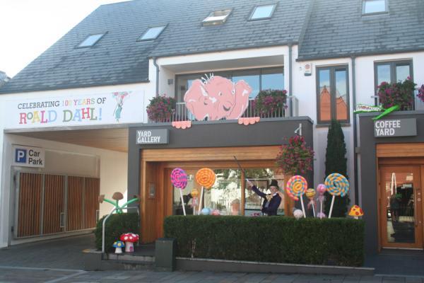 Roald Dahl Day! 100 Year Birthday Party!