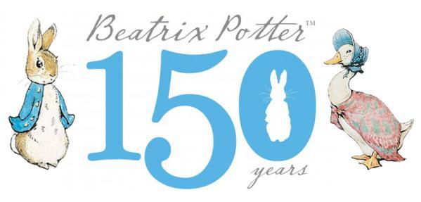 Beatrix Potter's 150 year Anniversary!